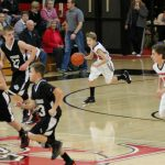 JH Boys Basketball Heads to Christmas Break on a Winning Note