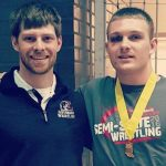 Elliott places 4th at the State Wrestling Tournament
