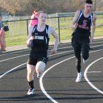 Boys Track Claims Invite Championship