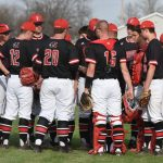 The Eastbrook Panthers make the most of 7 hits in 6-4 victory over Huntington North