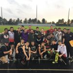 Boys Track Wins Conference Title