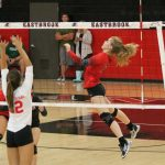 Volleyball Splits Opening Week Games