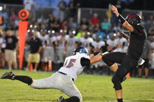 Varsity Football vs Huntington North