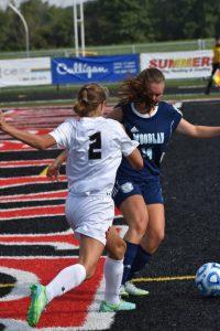 Girls Soccer vs Woodlan