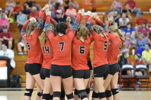Varsity Volleyball vs Madison Grant