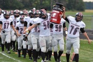 Varsity Football vs Madison Grant