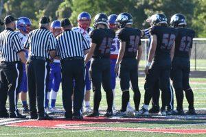 Varsity Football vs Elwood