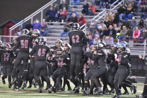 Football Sectional Game 2 vs Winchester