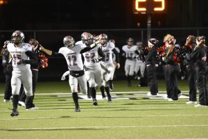 Football Semi-State Game vs Whiting