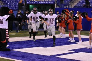 Football State Final Game vs Ritter Pictures