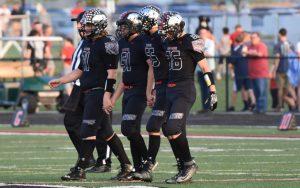 Varsity Football vs Oak Hill