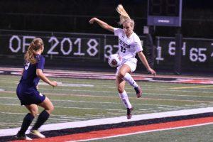 Girls Soccer Sectional Game vs Oak Hill