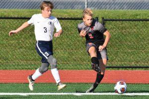 Boys Soccer Regional Game vs Bellmont