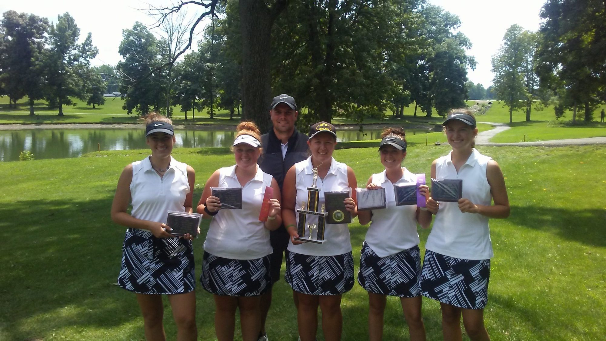 Eastbrook Girls Golf Wins 2018 South Adams Invitational