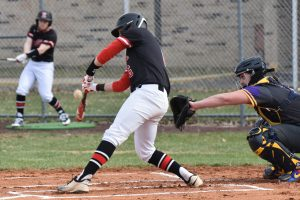 Eastbrook vs Marion Baseball
