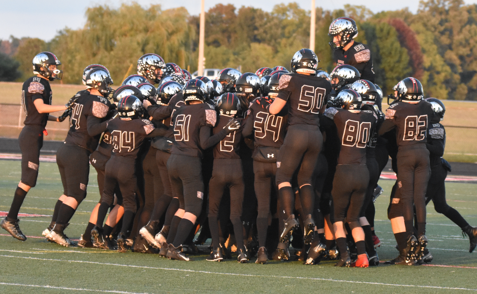 Varsity Football vs Blackford