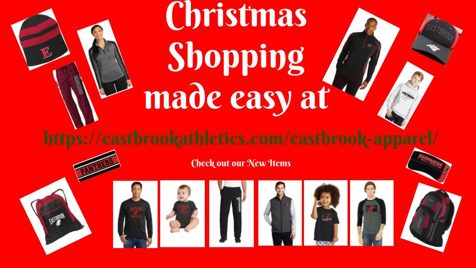 New Panther Apparel just in time for Christmas!!