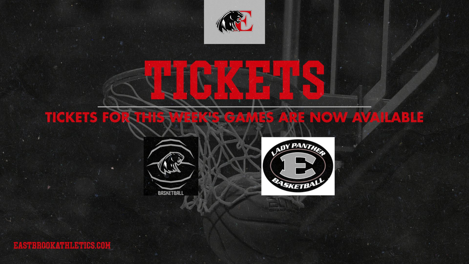 Athletic Tickets for week of 1/18/21