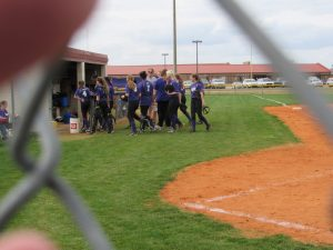 3/25/17 Saluda JV Invitational – Softball