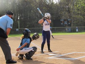 3/27/17 Saluda Varsity Softball vs Newberry