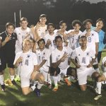 Saluda Boys' Soccer Wins Fourth Straight Region Championship