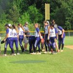4/28/17 Playoffs Round 2  - Saluda Softball vs Buford