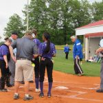 5/1/17 Playoffs Round 3 - Saluda Softball vs St. Josephs