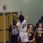 Boys Middle School Basketball beats Edgewood Middle School 50 – 19