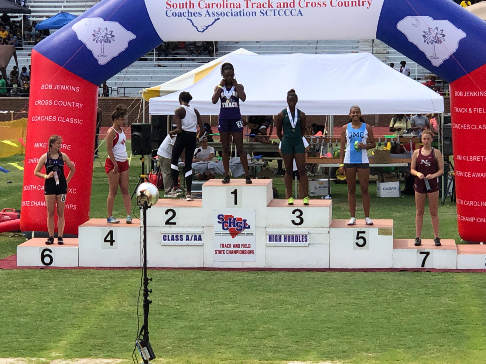 Photo Gallery – State Track Meet Results and State Champions