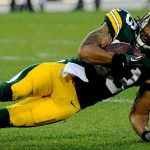 Former Raider WR Tyrone Walker stands out with the Green Bay Packers