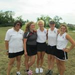 Cardinal Ritter High School Golf Varsity Girls beats Heritage Christian School 209-216