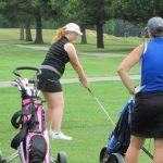 Cardinal Ritter High School Golf Varsity Girls falls to Guerin Catholic High School 190-173