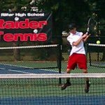Cardinal Ritter Tennis fall to Heritage Christian