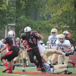 Cardinal Ritter High School Football Freshman beats Cathedral High School 19-14