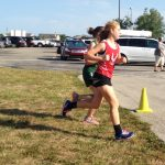 Cardinal Ritter High School Cross Country Varsity Girls Compete Well at Invite