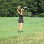 Cardinal Ritter High School Golf Varsity Girls falls to Cathedral High School 205-176