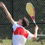 Boys' Tennis Closes Out Regular Season vs Scecina
