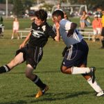 Cardinal Ritter High School Soccer JV Boys falls to Cathedral High School 0-1