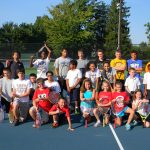 Tennis Program Looks Toward the Future