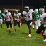 Cardinal Ritter Varsity Football Team Faces Challenge From Triton Central