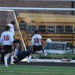 JV Boys Soccer Defeat Manuel