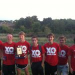 Boys' Cross-Country Finishes Second at Sectional