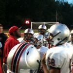 Freshman Raiders Challenge Brebeuf JV Team