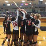 Lady Raiders Volleyball Wins Cascade Invite