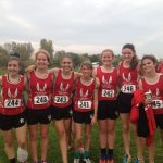 Kendall Blake Sets New School Record in Cross-Country