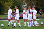 Cardinal Ritter High School Soccer Varsity Girls falls to Tri-West High School 1-3