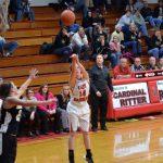 Cardinal Ritter High School Basketball Varsity Girls beats Crispus Attucks Medical Magnet High School 64-31