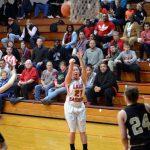 Cardinal Ritter Varsity Girls Basketball beats Lebanon High School 63-55
