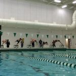 Swim Teams Compete Against Tri-West and South Putnam