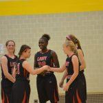 Cardinal Ritter High School Basketball Varsity Girls beats Lutheran High School 50-28